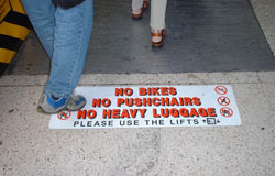 Safety Floor Graphics